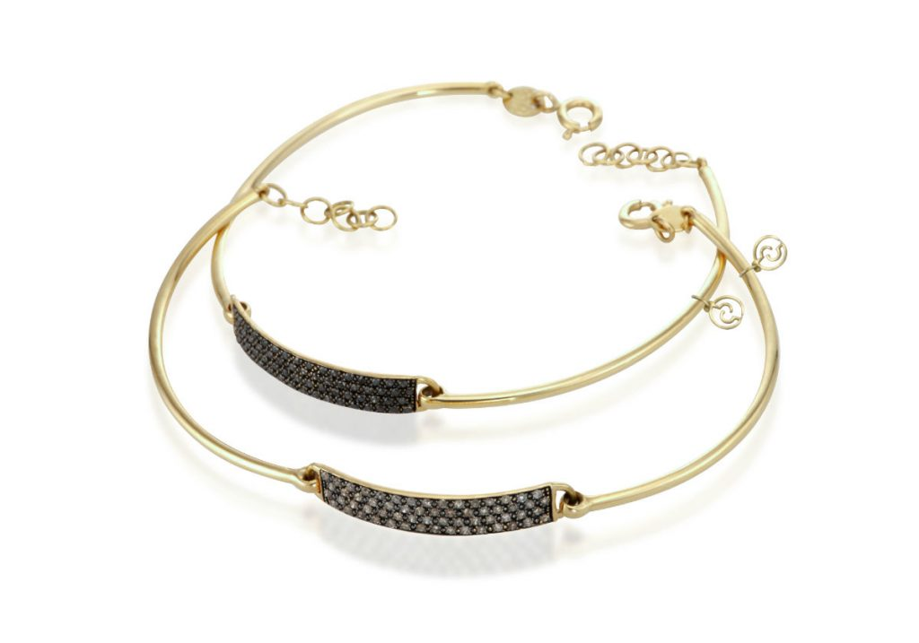 BRACELET BANGLE RECTANGLE