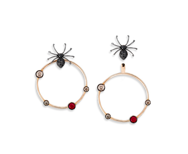 EARRINGS SPIDER