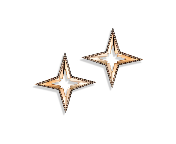 EARRINGS CHRISTMAS STAR