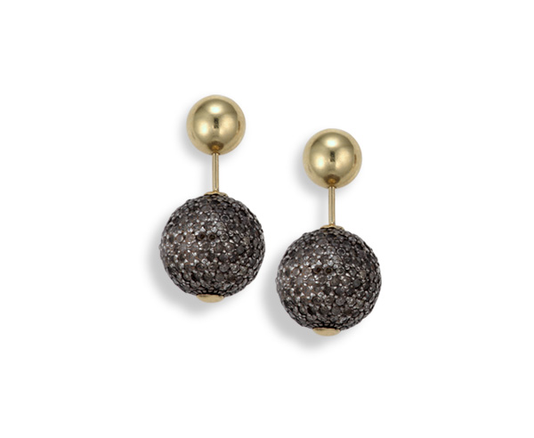 EARRINGS BOULE