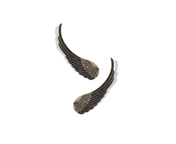 EARRINGS EAGLE WINGS