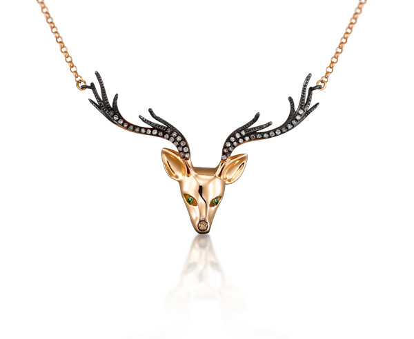 NECKLACE REINDEER