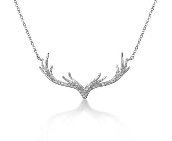 NECKLACE HORN - SMALL