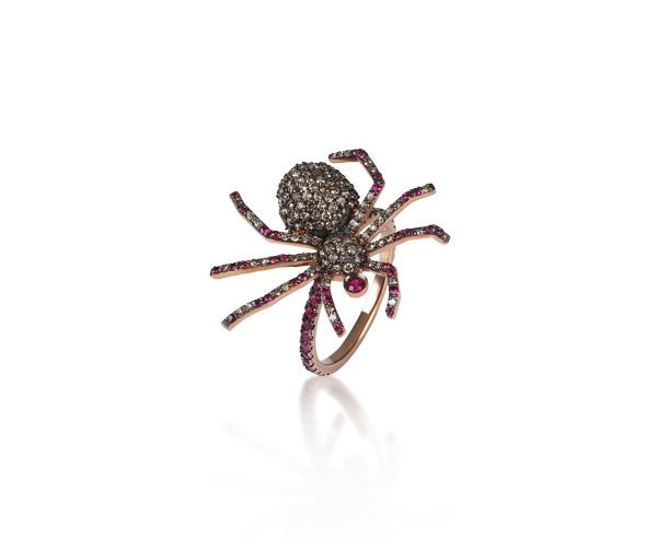 RING SPIDER - BIG