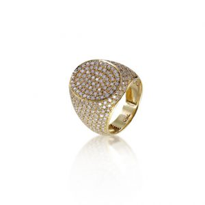 RING CHEVALIERE GLAMOUR